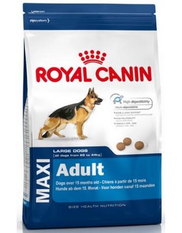 Royal Canin Maxi Adult karma sucha dla psów dorosłych, do 5 roku życia, ras dużych 4kg