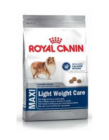 Royal Canin Maxi Light Weight Care karma sucha dla psów dorosłych, ras dużych z tendencją do nadwagi 15kg