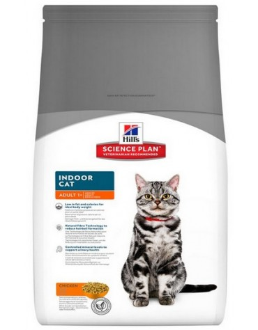 Hill's Feline Adult Indoor Cat Chicken 1,5kg