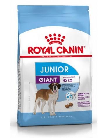 Royal Canin Giant Junior karma sucha dla szczeniąt od 8 do 18/24 miesiąca życia, ras olbrzymich 15kg