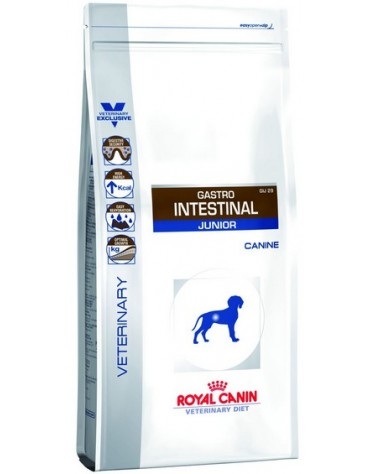 Royal Canin Veterinary Diet Canine Gastro Intestinal Junior GIJ29 2,5kg