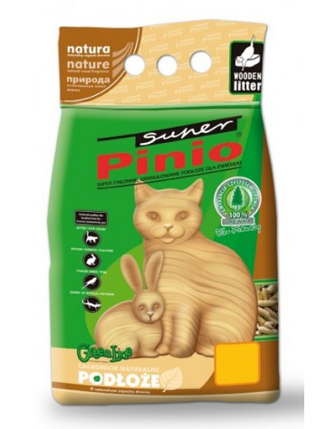 Super Pinio żwirek drewniany 35L