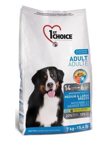 1st Choice Adult Dog Medium & Large Breeds 15kg