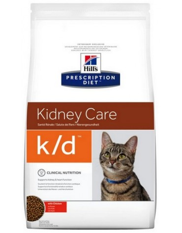 Hill's Prescription Diet k/d Feline 1,5kg