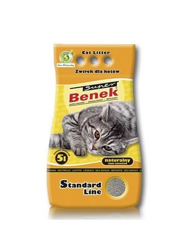 Super Benek Naturalny (żółty) 5L