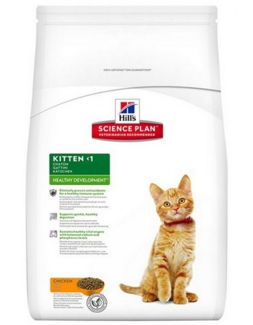 Hill's Feline Kitten Chicken Healthy Development 400g