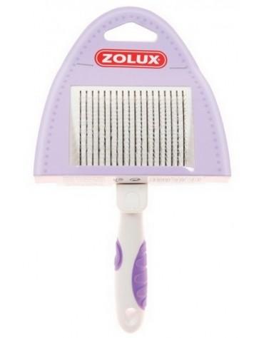 Zolux Muscat Szczotka dla kota z chowanym włosiem mała [481110]