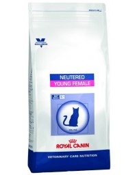 Royal Canin Veterinary Diet Neutered Young Female SW37 3,5kg