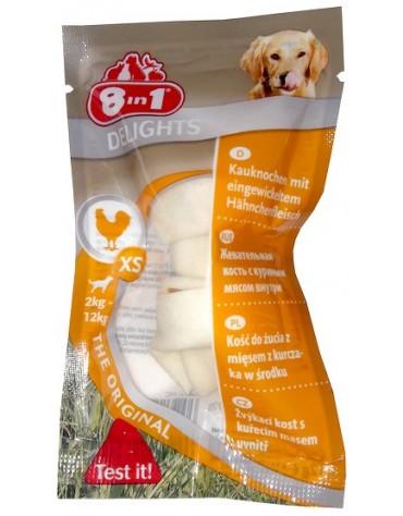 8in1 Delights Bones XS