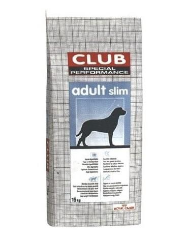 Royal Canin Club Adult Slim karma sucha dla psów dorosłych z tendencją do nadwagi 15kg