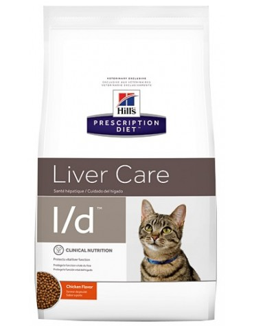 Hill's Prescription Diet l/d Feline 1,5kg