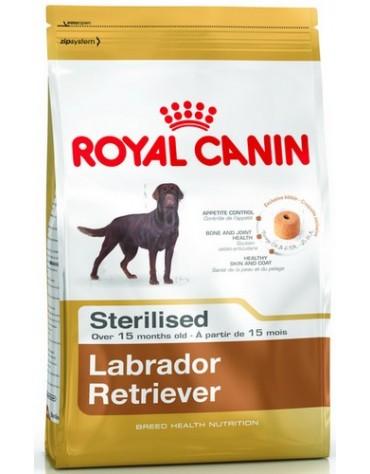 Royal Canin Labrador Retriever Sterilised Adult karma sucha dla psów dorosłych labrador retriever, sterylizowanych 12kg