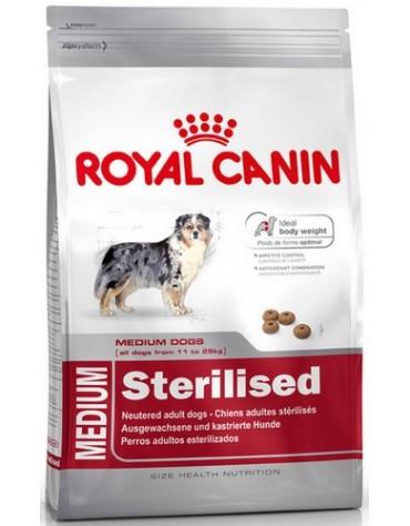 Royal Canin Medium Sterilised karma sucha dla psów dorosłych, ras średnich, sterylizowanych 12kg