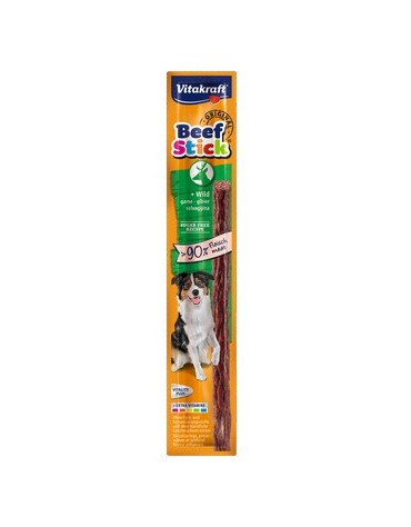 Vitakraft Dog Beef-Stick Original Dziczyzna [26501]