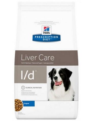 Hill's Prescription Diet l/d Canine 12kg