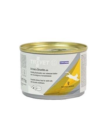 Trovet ASD Urinary Struvite dla kota kurczak puszka 175g