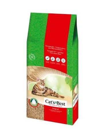 Cat's Best Original (Eco Plus) 20L / 8,6kg