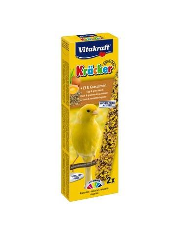 Vitakraft Kracker 2szt Kanarek Jajeczny 60g [10611]