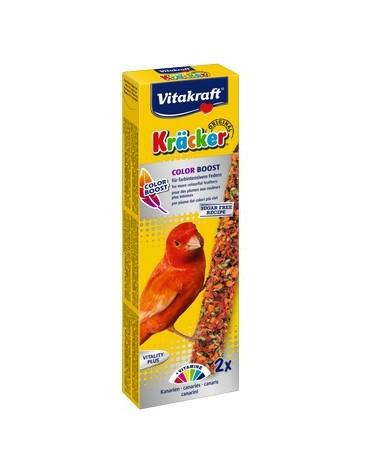 Vitakraft Kracker 2szt Kanarek Na wzmocnienie koloru 60g [26238]