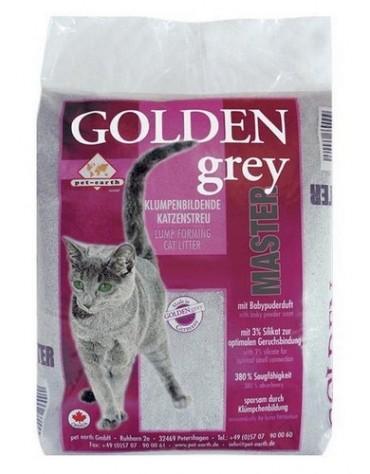 Żwirek Golden Grey Master 14kg