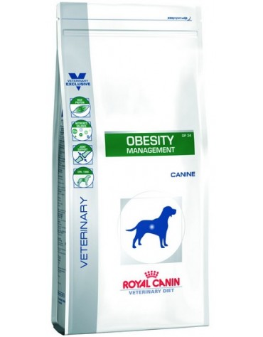 Royal Canin Veterinary Diet Canine Obesity Management DP34 14kg