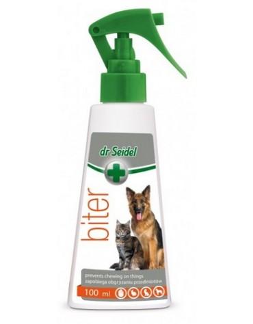 Dr Seidel Biter - Płyn przeciw obgryzaniu przedmiotów przez zwierzęta - spray 100ml