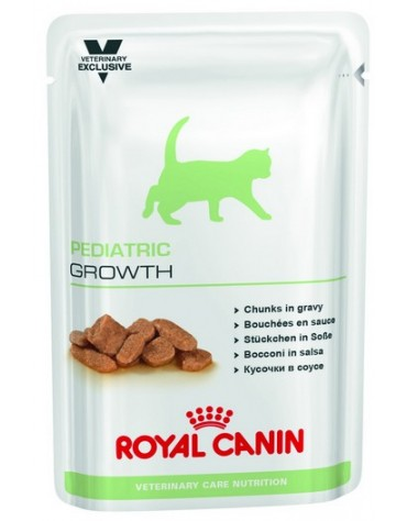 Royal Canin Veterinary Care Nutrition Pediatric Growth saszetka 100g