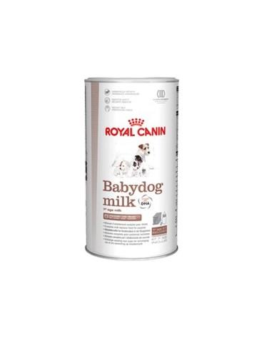 Royal Canin Babydog Milk pełnoporcjowy preparat mlekozastępczy dla szczeniąt do 2 miesiąca życia 400g
