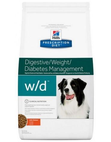 Hill's Prescription Diet w/d Canine 12kg