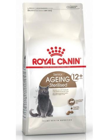 Royal Canin Ageing +12 karma sucha dla kotów dojrzałych, sterylizowanych 4kg