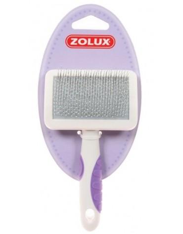 Zolux Zgrzebło-Szczotka Plastik dla kota - duża [481124]