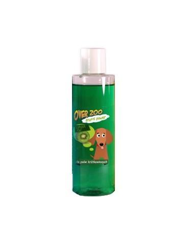Over Zoo Frutti Power Szampon o zapachu kiwi - psy krótkowłose 200ml