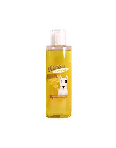 Over Zoo Frutti Power Szampon o zapachu bananowym - hipoalergiczny dla psa 200ml