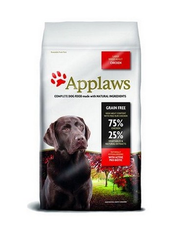 Applaws Adult Dog Large Breed Kurczak 2kg