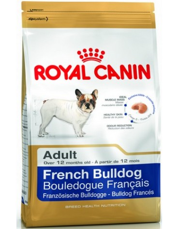 Royal Canin French Bulldog Adult karma sucha dla psów dorosłych rasy buldog francuski 1,5kg